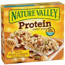 Peanut Butter Dark Chocolate Nature Valley