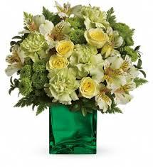 Telefloras Emerald Elegance Bouquet In San Jose CA Amys Flowers