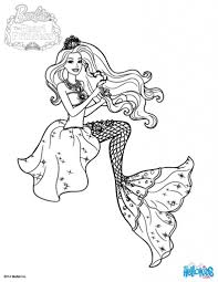 Barbie Princess Coloring Pages The Pearl 21 Printables Online For