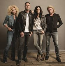 Little Big Town Left To Right Kimberly Schlapman Jimi Westbrook Karen Fairchild And Phillip Sweet Courtesy Matthew Welch Sandbox Entertainment
