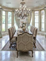 Elegant Dining Rooms Lovely Luxury Chairs And Best Room Ideas Only On Home