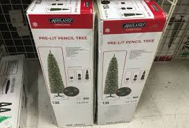 Pre Lit Pencil Cashmere Christmas Tree by Top 10 Michaels Black Friday Deals For 2017 The Krazy Coupon Lady