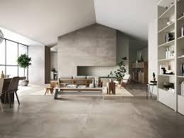 Concrete Tiles With Texture