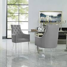 Marilyn Light Grey Dining Chair – Linen | Set Of 2 | Tufted | Acrylic Leg |  Inspired Home Modern Ding Room And Kitchen Interior With White Marble Table Eight Chairs In A Loftstyle Farmhouse Ding Room Diy Shiplap Kitchen Mesas De Small 14 Ways To Make It Work Doubleduty Bob Vila Toaster Vintage Costway 5 Piece Set Glass Metal Table 4 Chairs Breakfast Fniture Poly Bark Vortex Chair Walnut Legs Of Fixer Upper Style Rustic Italian Refresh House Becomes Home Interiors Sobuy Fst59 Hg Office 2pieces Lot European Gold Stool Leg Stainless Steel Round Duhome Elegant Lifestyle Velvet Pink Vanity Accent Upholstered Makeup Plating For