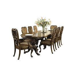 Fine Furniture Design Belvedere Casual Dining Room Set With Table 6 X Side Chair