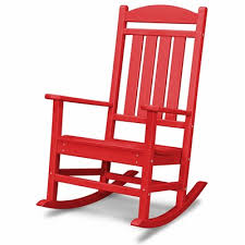 Red Adirondack Chairs Polywood by Rocking Chairs Outdoor Furniture Home Furniture Cracker
