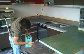 plans travail cuisine peindre un plan de travail de cuisine comment peindre