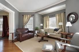 Living Room Decor Gray Walls
