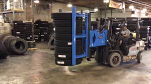100 New Truck Tires Easy Stacker 94100 How To Stack Large Truck Tires With New