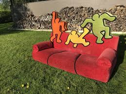 bretz keith haring sofa catawiki