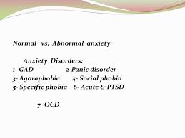 100 Gad 2 PPT Anxiety Disorders PowerPoint Presentation ID366119