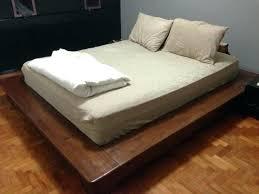 Catchy Diy Bed Platform Best Platform Bed Ideas Platform Bed