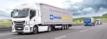 100 Continental Truck Driving School Platooning Safe Convoys For Trucks KnorrBremse Group