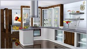 my sims 3 blog audacis kitchen set by simcredible designs