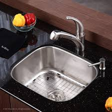33x22 Undermount Kitchen Sink by Kraus 21