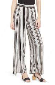Cupcakes And Cashmere Woman Avah Stripe Pants
