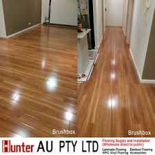 Image Is Loading 12MM Laminate Flooring Brushbox Color Click Lock Floorboards