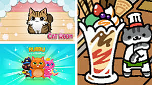5 Cutest Cat Care Games For Android