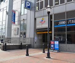 Parking in Baltimore