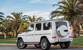 100 G Wagon Truck 2019 MercedesAM 63 65 4Matic Reviews MercedesAM 63 65