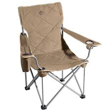 Picnic Time Reclining Camp Chair by Extra Wide King Kong Folding Camp Chair Outdoor Chairs Brylanehome