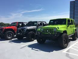 100 4 Wheel Truck Parts The Atlanta Jeep Show Parking Lot Shots