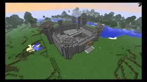 siege on castle steve minecraft timelapse the steve s castle