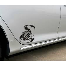 100 Cool Truck Stickers Scorpion Car Decals Car Sticker Car Window Sticker