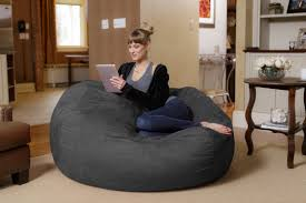 Bean Bag Sofa The Radical History Of The Beanbag Chair Architectural Digest Giant Bean Bag 7 Foot Xxl Fuf In And 50 Similar Items How To Make College Fniture Work An Adult Apartment Best 2019 Your Digs Large Details About Black Dorm New Faux Suede 8foot Lounge Decorate Pink Loccie Better Homes Gardens Ideas Amazoncom Ahh Products Cuddle Minky White Washable