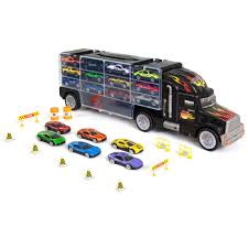100 Toy Car Carrier Truck Pin On CHRISTMAS COUNTDOWN