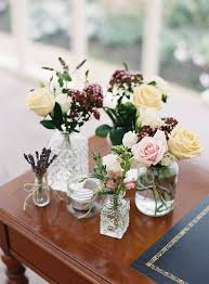 Flower Containers For Weddings Best 25 Vintage Vases Ideas Lisianthus Wedding