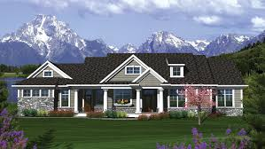 Ranch Home Plans Ranch Style Home Designs from HomePlans