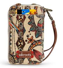 Smartphone Wristlet Camel Spirit Desert in Prints at Sakroots