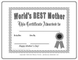 Fun Printables For Mothers Day And Other Holidays
