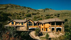 The Mountain View House Plans by Mountain Home Plans Luxury 1 Story With Wrap Around Views