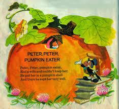 Peter Peter Pumpkin Eater Rhyme Free Download by Nursery Blog November 2015