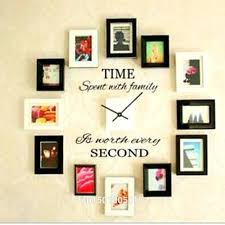 Tree Wall Decor With Pictures by Wall Ideas Diy Family Photo Wall Hanging Family Wall Decor