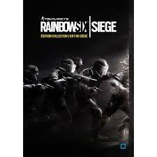 siege de jeux rainbow six siege collector jeu ps4 achat vente jeu ps4