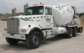 1999 Western Star 4964FX Concrete Mixer Truck | Item B6767 |... 2019 New Western Star 4900sb Heavy Haul Video Walk Around At 2008 4864fx White For Sale In Regency Park Daimler Fuel Trucks Recently Delivered By Oilmens Truck Tanks 1996 Western Star Trucks 4900 Ex Stock 24319881 Tpi Used Truck Youtube Dump And Flatbed Rental Together With 4900sf 54 Inch Sleeper Premier Group 2005 4900sa Cventional Day Cab For Sale 604505 Sale Mccomb Diesel 2016 Tandem Bailey Videos Spokane Northwest