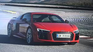 2016 Audi R8 V10 plus Second Generation Audi Sports Car