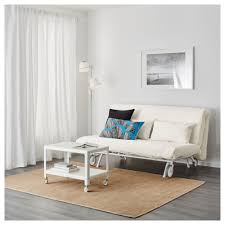 IKEA PS H…VET Two seat sofa bed Gräsbo white IKEA