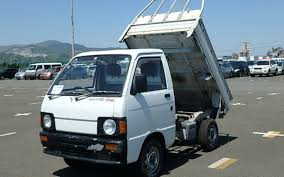 100 Hijet Truck For Sale Used 1990 DAIHATSU HIJET TRUCK DUMPM S81P For BF632220 BE