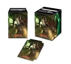 magic edh deck box ultra pro