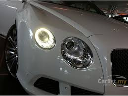 Bentley Continental GT Speed 2013 in Kuala Lumpur Automatic White