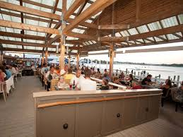 wharfside patio bar restaurant photo gallery