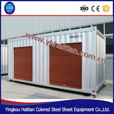 100 Cargo Container Prices Good Design House 20ft Movable House For Sale Used Buy Good Design House For