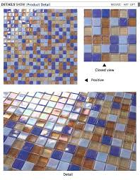 Vitreous Glass Mosaic Tiles Craft Jinyuanmosaic