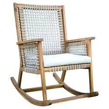 Outside Rocking Bench Yacht Club Chair Outdoor Garden – Cuidate