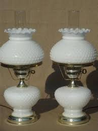 Antique Hurricane Lamp Globes by Glass Student Lamp Shades Foter