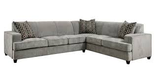 Large Decorative Couch Pillows by Furniture Large Gray Sectional Sleeper Sofa Design With 3